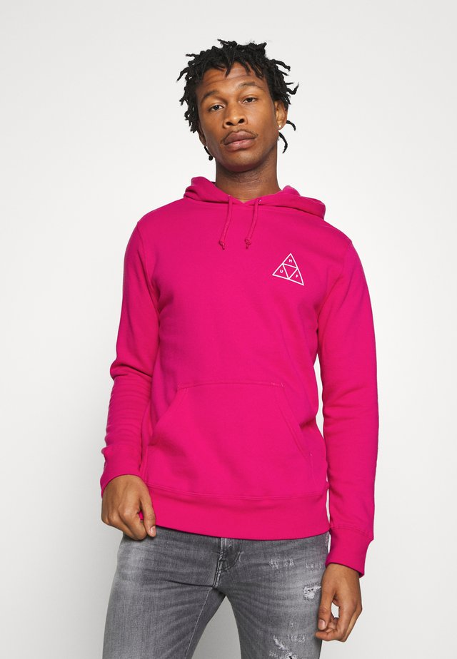 ESSENTIALS HOODIE - Sweat à capuche - hot pink