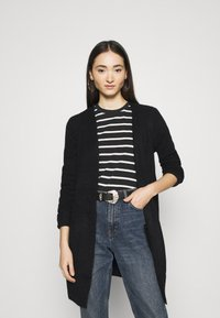 Pieces - PCELLEN  - Cardigan - black - 0