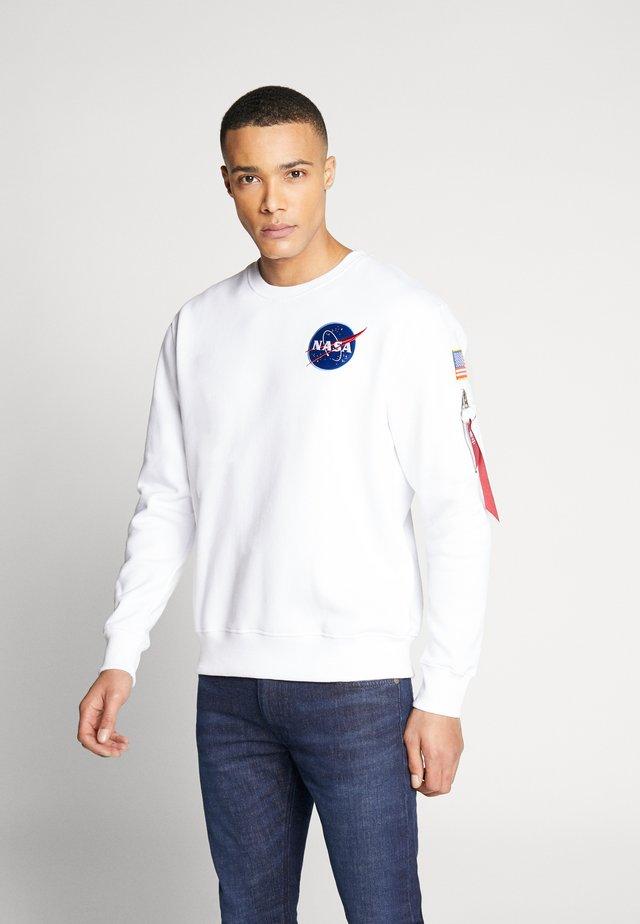 NASA - Sweatshirt - white