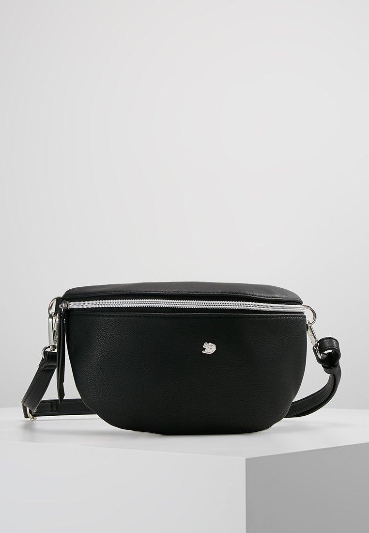 TOM TAILOR DENIM - ROSIE BELTBAG - Bum bag - black