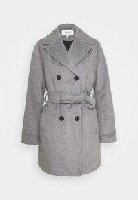 BYABIA COAT - Short coat - medium grey melange