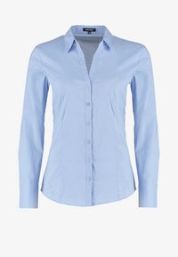 More & More - BLOUSE BILLA - Skjorte - blue - 7