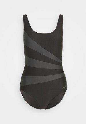 SANDON SCOOPBACK - Costume da bagno - black