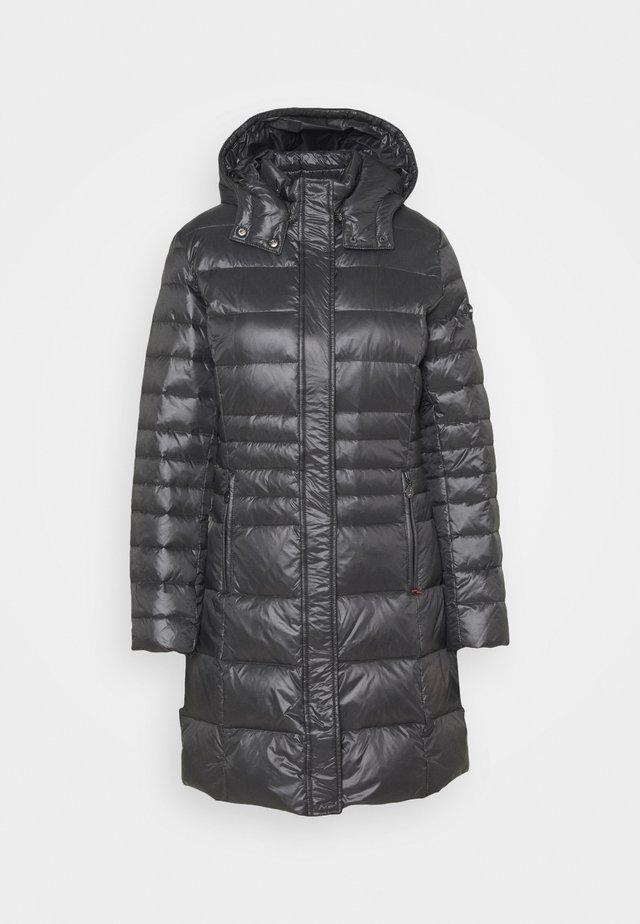 Down coat - antracite