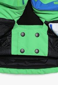 TrollKids - KIDS HOLMENKOLLEN SNOW JACKET PRO - Snowboard jacket - bright green - 5