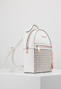 ALDO - PROSNA - Rucksack - bright white/rose gold - 2
