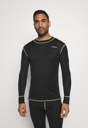 ISERLOHN SET - Unterhemd/-shirt - black
