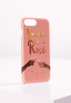 iPhone 6/7/8 PLUS - Phone case - corail