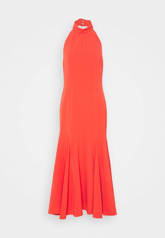 PENELOPE HIGH CADY DRESS - Cocktailklänning - summer coral
