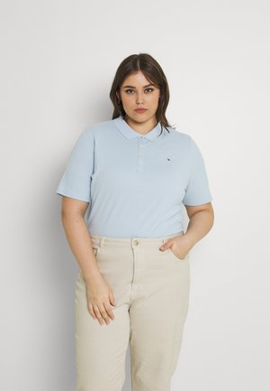 REGULAR - Polo shirt - breezy blue