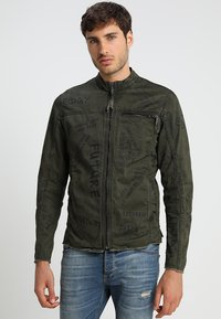Be Edgy - BE THEO EDD - Summer jacket - khaki - 0