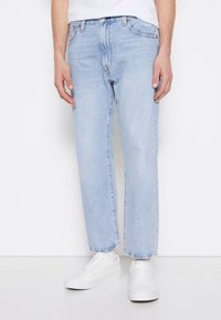Levi's® - 551Z STRAIGHT CROP - Jeans baggy - dream stone - 0