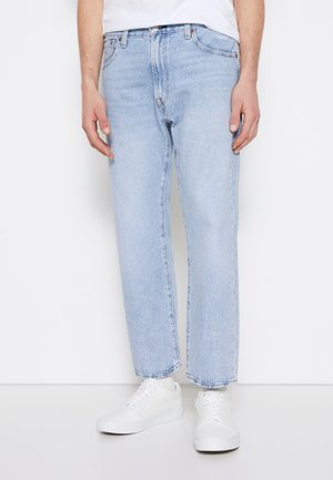 551Z STRAIGHT CROP - Jean boyfriend - dream stone