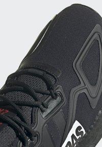 adidas Originals - ZX 2K BOOST SHOES - Trainers - black - 10