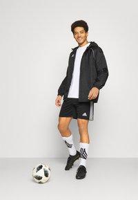adidas Performance - SQUADRA 21 - Träningsshorts - black/white - 1