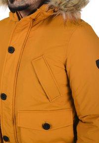 Solid - Winter jacket - sudan brown - 3