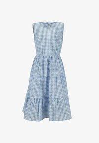 DeFacto - Day dress - blue - 0