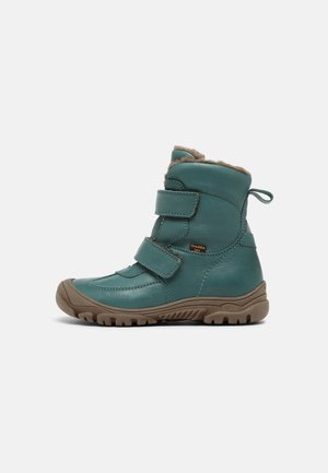LINZ TEX UNISEX - Winter boots - petroleum