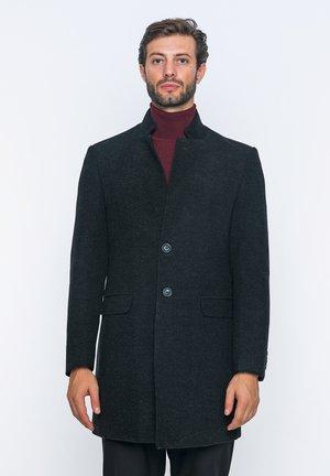 Manteau classique - d.antracite