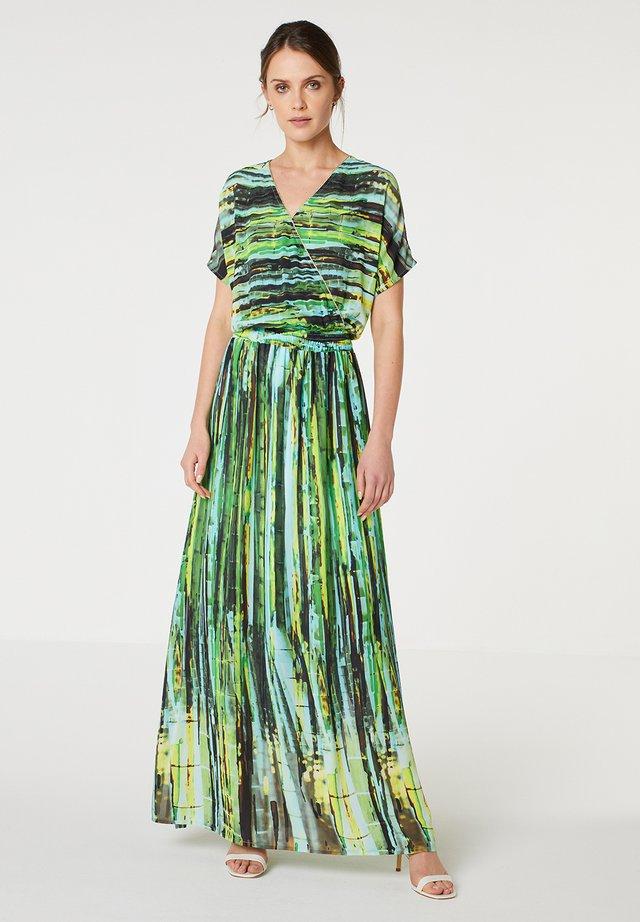 Robe longue - verde