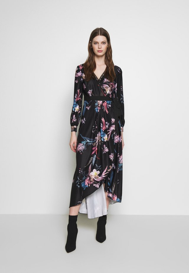 MAXI PRINTED - Robe de cocktail - multi