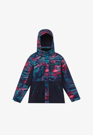 LYNGE GRLS - Outdoor jacket - dunkelnavy