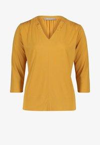 Betty & Co - MIT 3/4 ARM - T-shirt à manches longues - golden glow - 3
