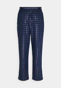 Calvin Klein Underwear - SLEEP PANT - Pyžamový spodní díl - blue - 1