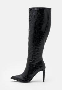 Even&Odd - High Heel Stiefel - black - 1