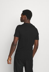 Guess - ORIGINAL LOGO - T-shirt con stampa - jet black - 2