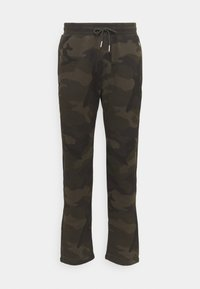 Abercrombie & Fitch - ICON CLASSIC  - Tracksuit bottoms - olive - 0