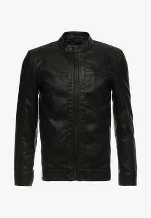 ONSAL  - Faux leather jacket - black