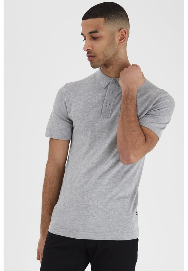 MONT  - Polo - lig grey m