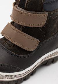 Bisgaard - DWAYNE - Zimní obuv - antracite - 5