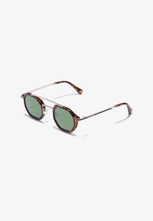 CITYBREAK - CRYSTAL - Sunglasses - brown