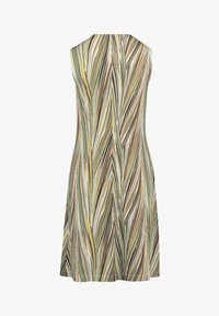 Betty Barclay - Jersey dress - Cream/Green - 1
