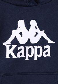 Kappa - TOPEN UNISEX - Sports shorts - navy - 3