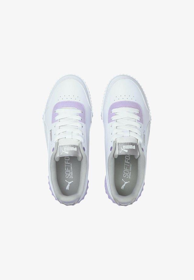 Sneakers laag - puma white-puma white