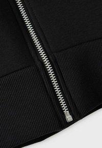 LMTD - Sweater met rits - black - 3