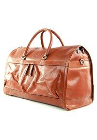 Saddler - ORLANDO - Weekend bag - midbrown - 2