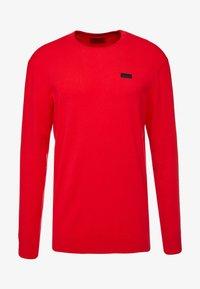 HUGO - SAN CLAUDIO - Pullover - red - 3
