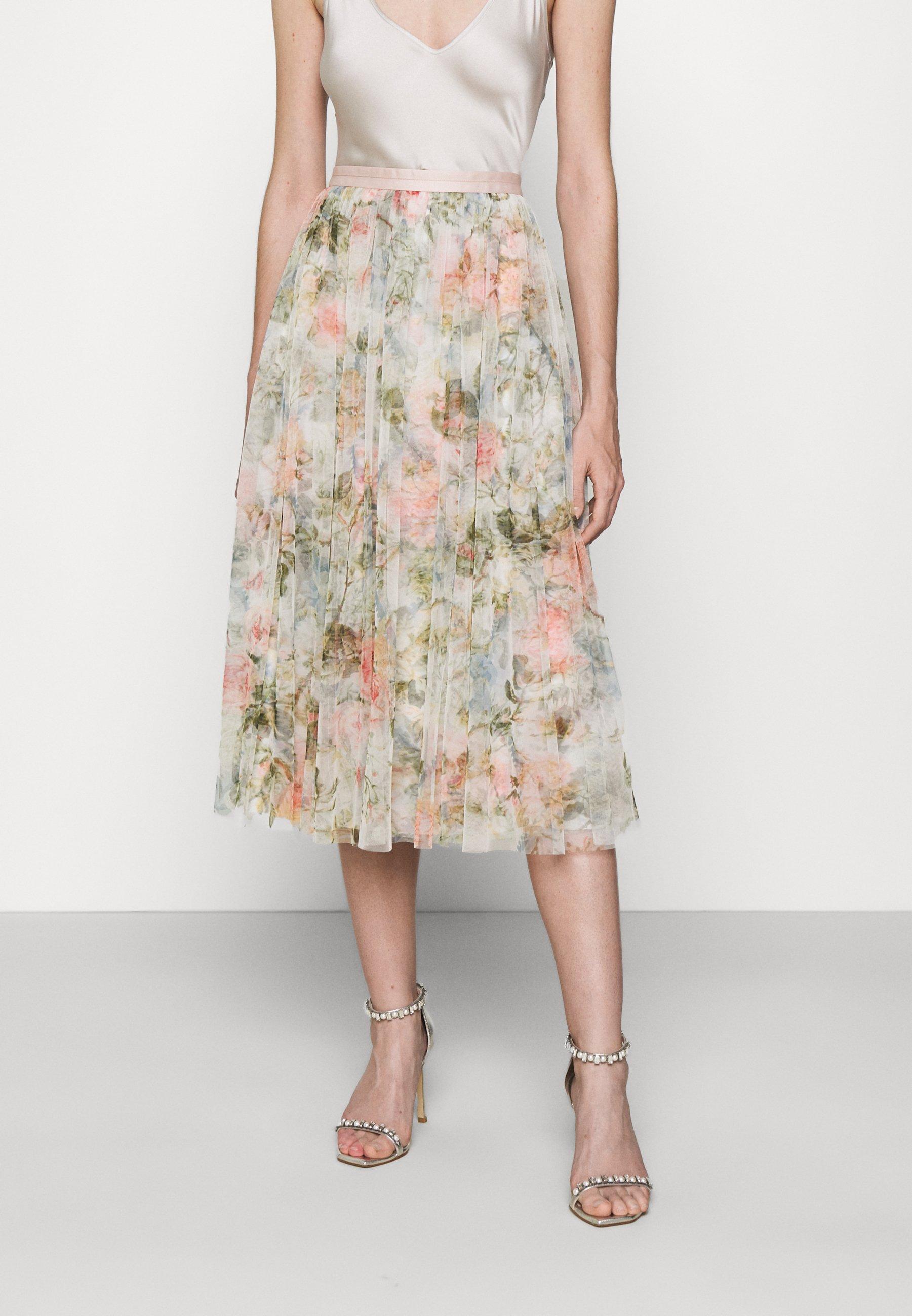Women ROSE GARDEN MIDAXI SKIRT - A-line skirt