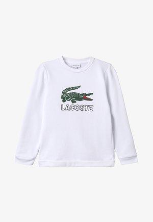 BOY LOGO - Sweatshirt - blanc