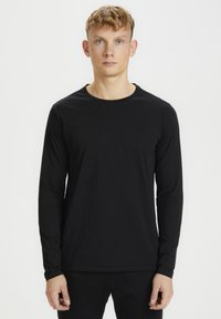 Matinique - JERMALONG - Long sleeved top - black - 0