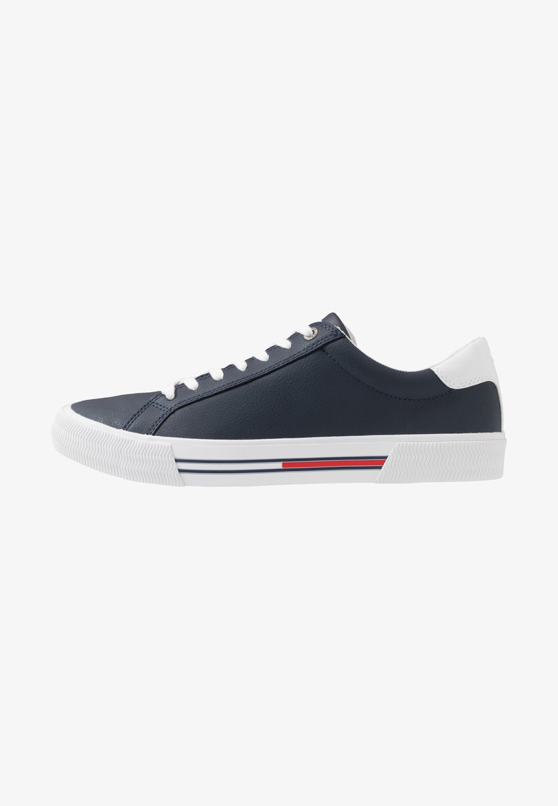 Tommy Jeans - ESSENTIAL - Sneakers laag - blue