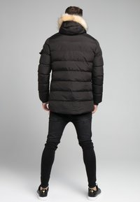 SIKSILK - EXPEDITION - Winter coat - black - 2