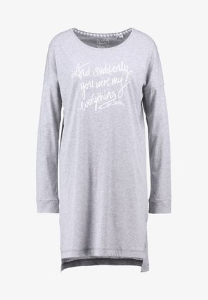 GREY MATTERS  - Nightie - grey melange