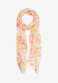 comma - MIT ALLOVER-PRINT - Scarf - coral leaf aop - 1