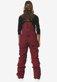 Light Boardcorp - LEELA - Pantalon de ski - red - 1