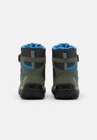 Superfit - HUSKY - Winter boots - grün/blau - 2